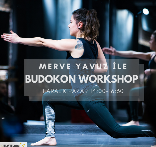 Budokon Workshop