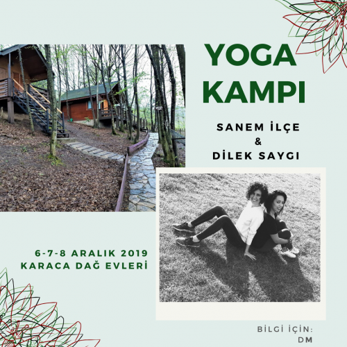 Yoga Kampı Dilek Saygı