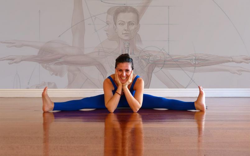 Eser Aras ile Yoga Terapi Uzmanlaşma Programı