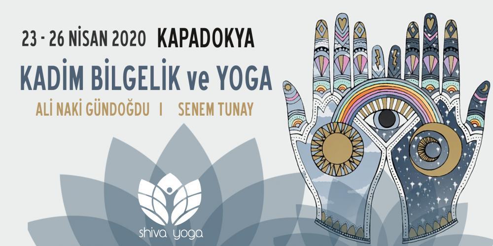 Kadim Bilgelik ve Yoga Kampı