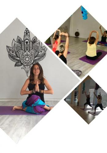 Hatha Yoga Ayça Tülüce