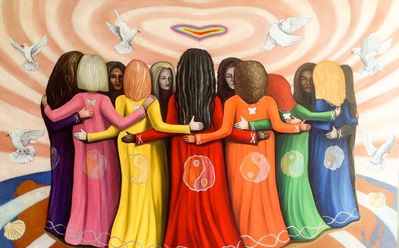 """Şebnem Yıldırım İle Kadın Çemberi """"Yogik Bakış Açısıyla Dişilik Sanatı"""