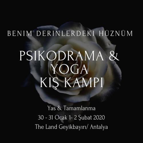 Psikodrama ve Yoga Kış Kampı