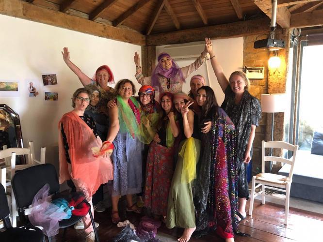 Psikodrama ve Yoga Kış Kampı Elif Altınok