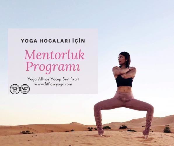 Mentörlük Programı(Yoga Hocaları İçin) Tuğba Ekler