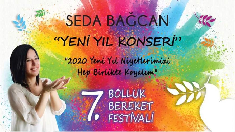 Seda Bağcan Yeni Yıl Konseri
