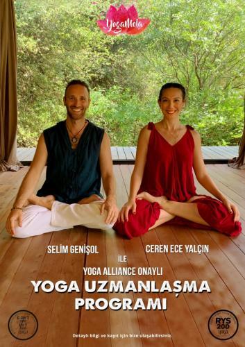 Temel Yoga Uzmanlaşma Programı