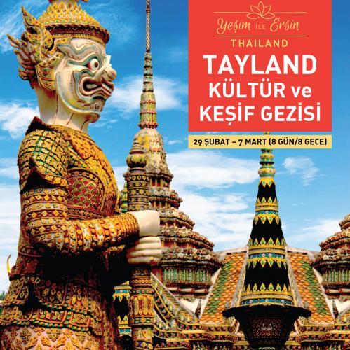 Kuzey Tayland Kültür ve Keşif Gezisi