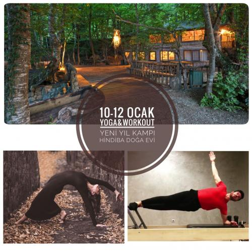 Yeni yıl Yoga&Workout Kampı