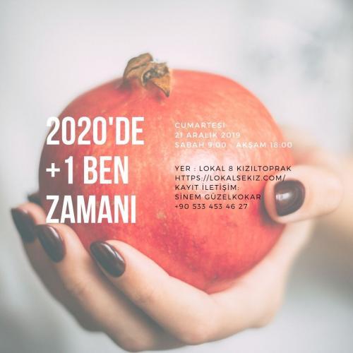 2020'de +1 Ben Zamanı Erkan Erkaya