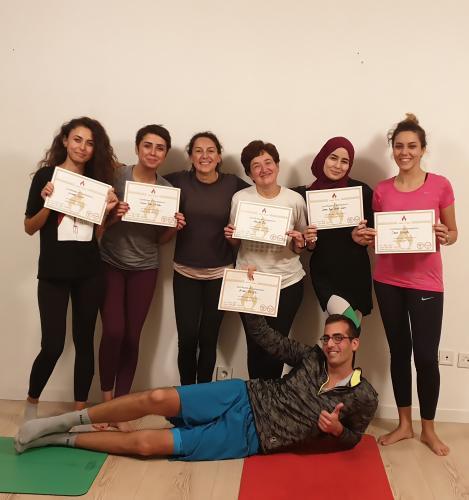 Hatha Yoga Kursu Yeşim Memişyazıcı