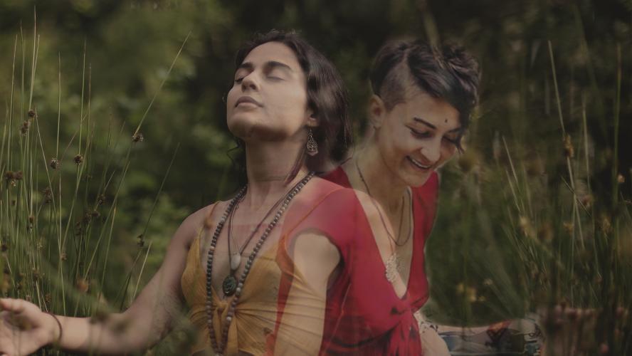 Burcu Sevgi ve Devin Seda ile Kadın Çemberi