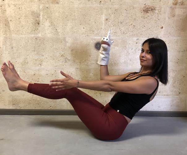 İmren Sayar ile Aile &Çocuk Yogası Atölyesi