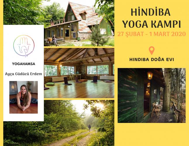 Hindiba Yoga Kampı