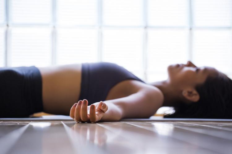 Nefes ve Yoga Nidra Atölyesi Gülşah Ürken Parlak