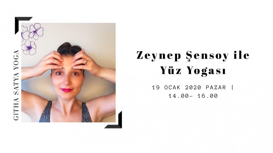 Zeynep Şensoy ile Yüz Yogası