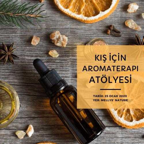 Kış için Aromaterapi Atölyesi