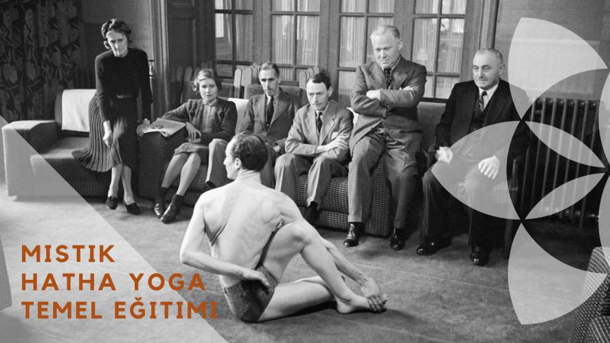 Mistik Hatha Yoga Temel Eğitimi
