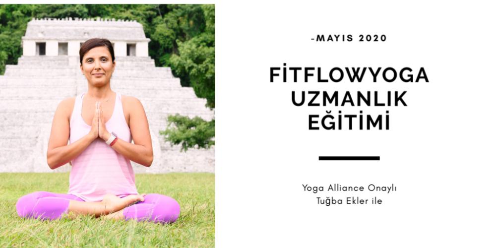 Yoga Alliance Sertifikalı Fitflowyoga Uzmanlık Eğitimi