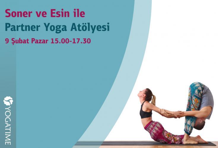 Soner ve Esin ile Partner Yoga Atölyesi