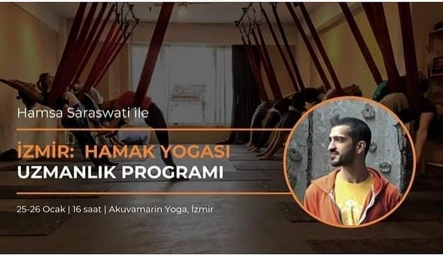 Hamak Yoga Uzmanlık Programı