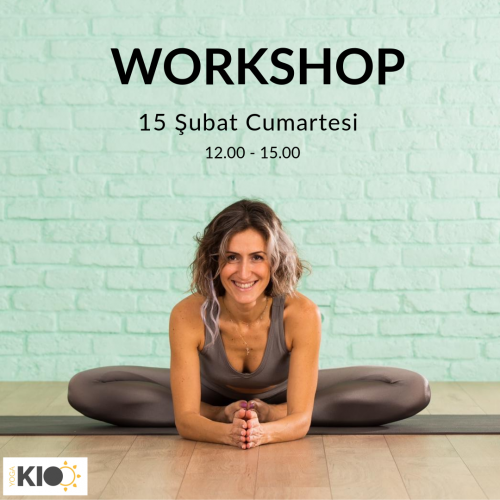Seda Ağme ile Kundalini Yoga Ve Mantralar Workshop'u