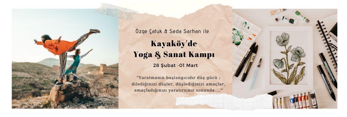 Kayaköy'de Yoga & Sanat Kampı