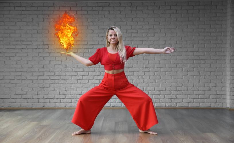 """Serra Sağra ile """"Elementlerin Dansı 1: Ateş ve Toprak"""""""