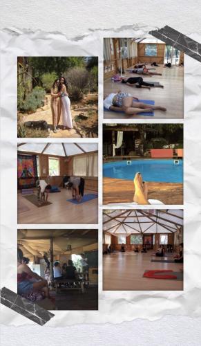 Öz'e Yolculuk Yoga, Meditasyon, Nefes Şifalanma Kampı