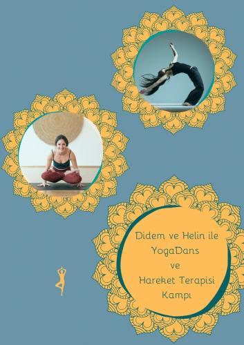 Yogadans ve Hareket Terapisi Kampı