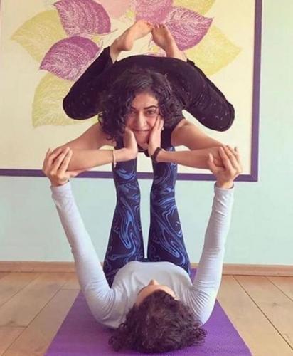 Kabak Yoga Kampı Hatice Arzen Çelik