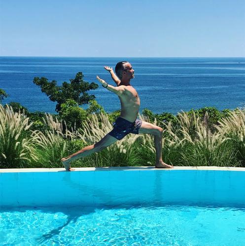 Bali Endonezya Yoga Kampı Faruk Kurtuluş
