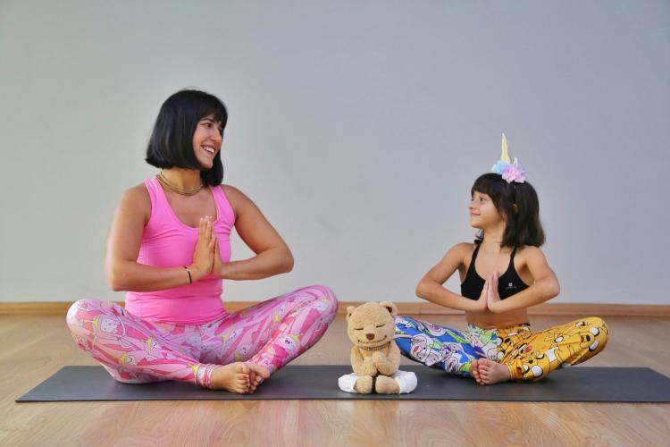 Nazan Kışlak ile Çocuk Yogası Eğitmenlik Eğitimi