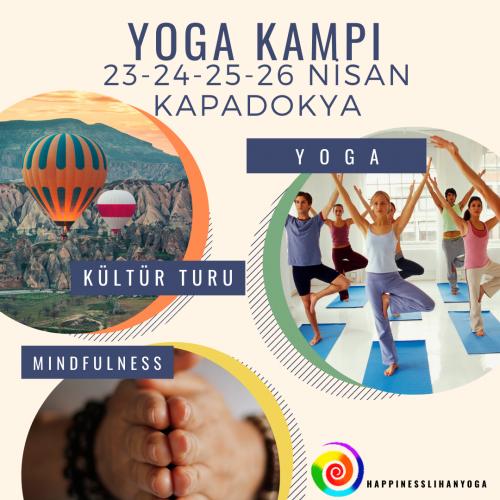 Kapadokya Yoga Kampı