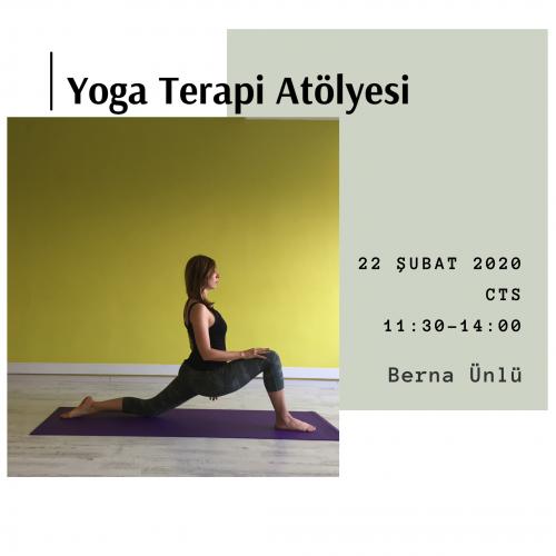 Yoga Terapi Atölyesi
