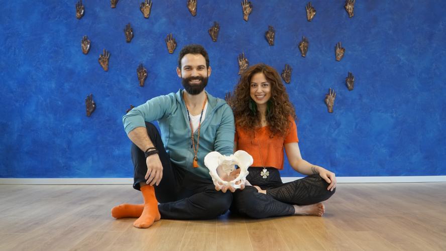 Dr. Burak Ayhan ve Ceyda Saltadal ile Hamile Yogası Eğitmenlik Eğitimi