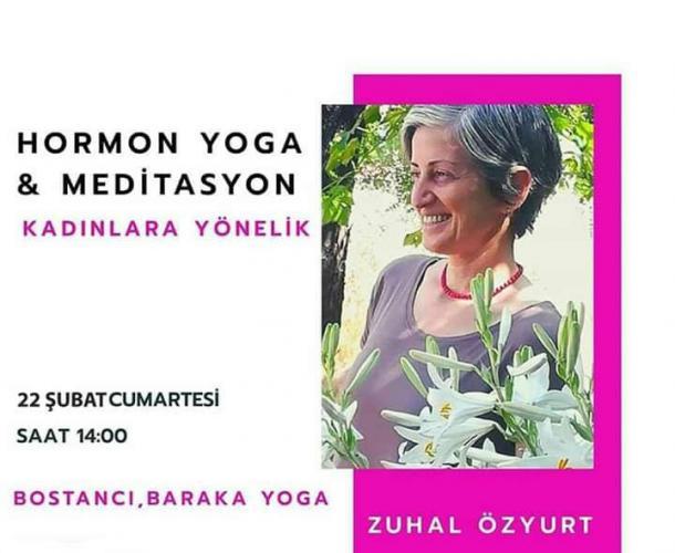 Hormon Yoga ve Kadın Şifa Çemberi