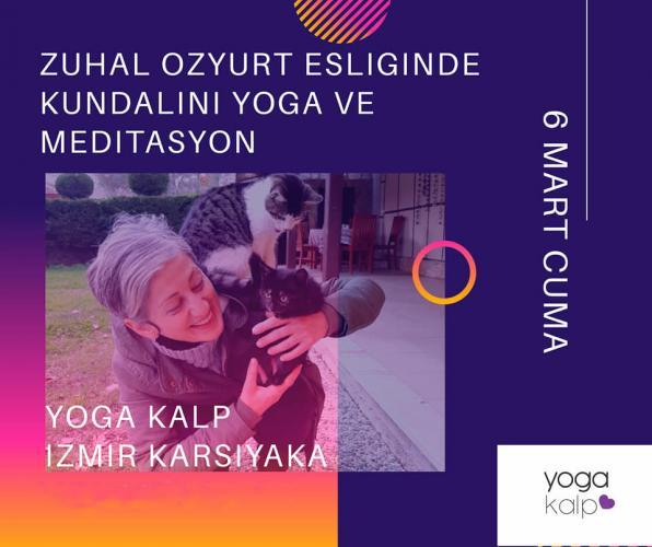 Nötr Zihin Enerji Bedeni  Kundalini Yoga ve Meditasyon Dersi