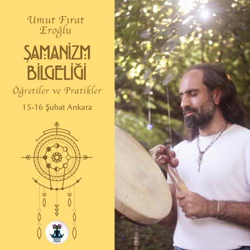 Şamanizm Bilgeliği Umut Fırat Eroğlu