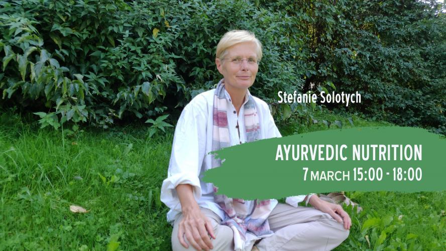 Ayurvedik Beslenme Stefanie Solotych