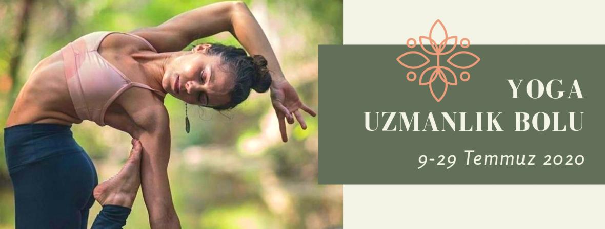 Ece Dilek Yıldırım İle 21 Gün Konaklamalı Temel Yoga Uzmanlık Programı