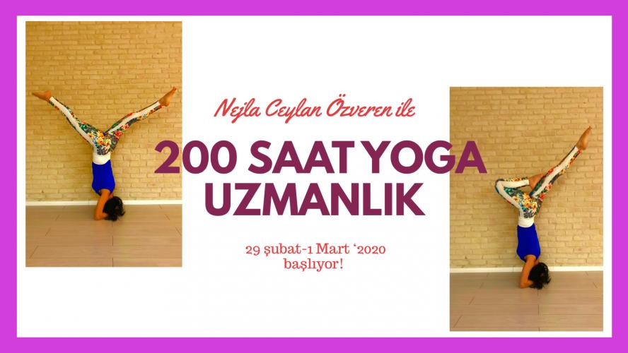 200 Saat Yoga Uzmanlık
