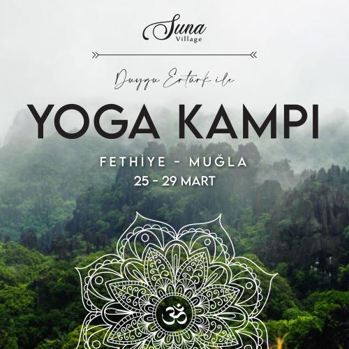 Duygu Ertürk İle Yoga Kampı