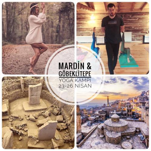 Mardin & Göbeklitepe Yoga Kampı