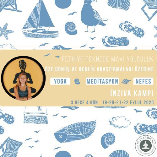 Öze Dönüş ve Benlik Araştırmaları üzerine Yoga Meditasyon ve Nefes İnz