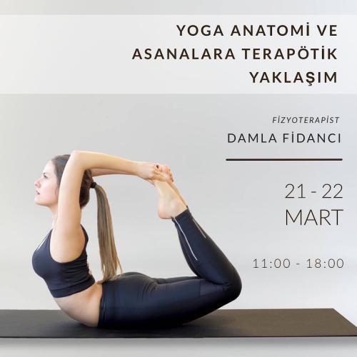 Yoga Anatomi ve Asanalara Terapötik Yaklaşım