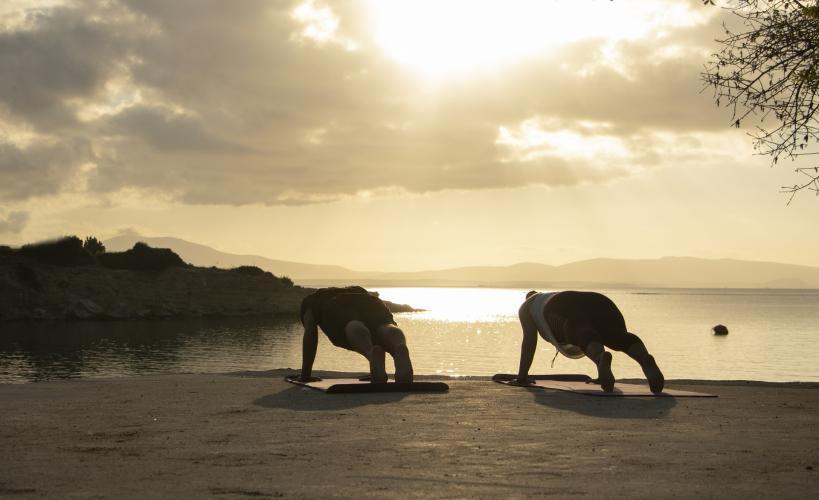 Kaş'ta Yoga - Ruhun 4 Temel Arzusu