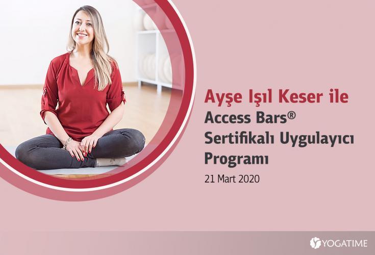 Access Bars Sertifikalı Uygulayıcı Programı