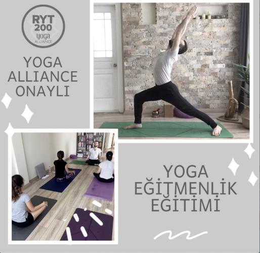 200 Saat Yoga Alliance Onaylı Yoga Eğitmenliği Uluslararası Sertifika Programı