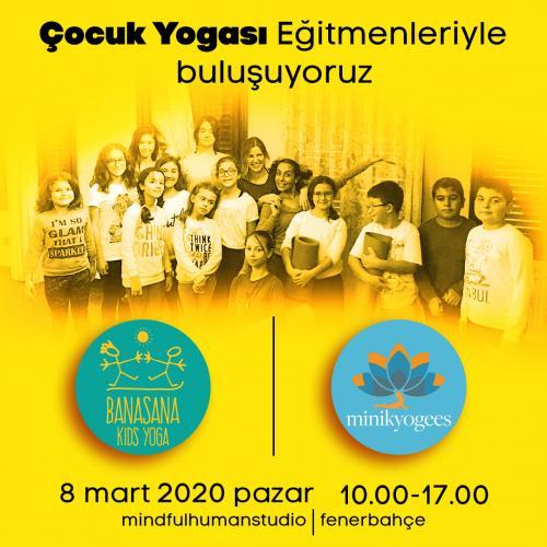 Çocuk Yogası Eğitiminde Derinleşme Programı